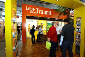Touristik und Caravaning Messe Leipzig 2014