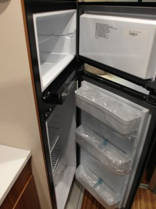 Kühlschrank 140l Serienmäßig