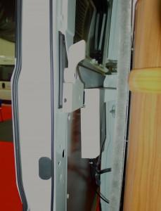 Elektrische Schiebetür für Adria Twin Campingbusse