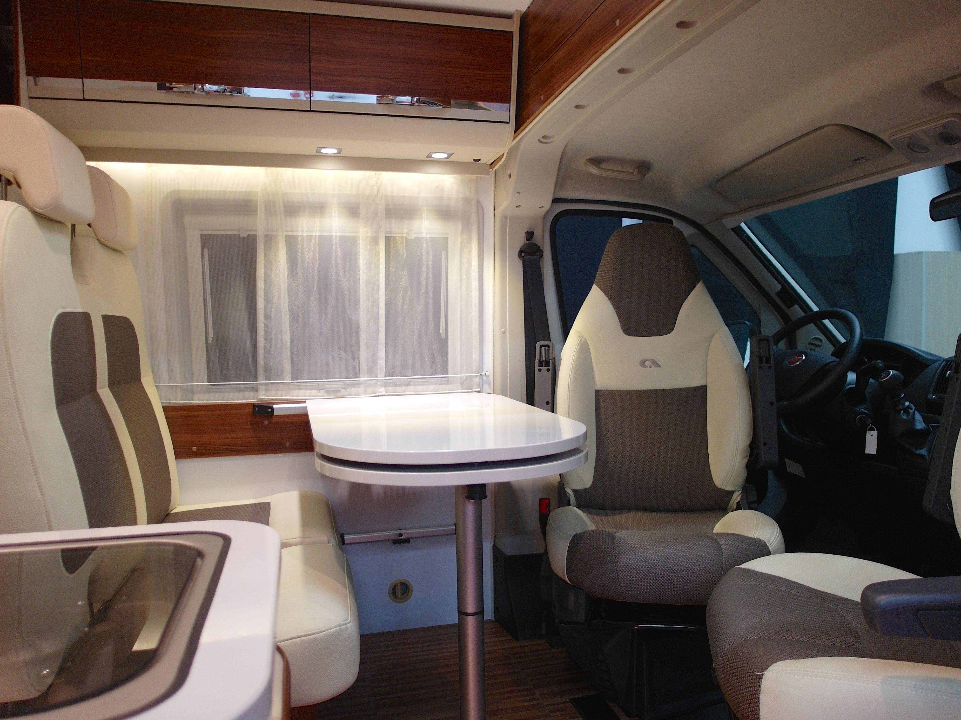 Campingbusse Adria Twin Auch Mit Elektrischer Schiebetur Lieferbar
