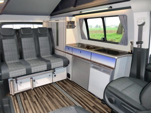 Das neue Reimo Interieur für den Mercedes Vito könnte so aussehen