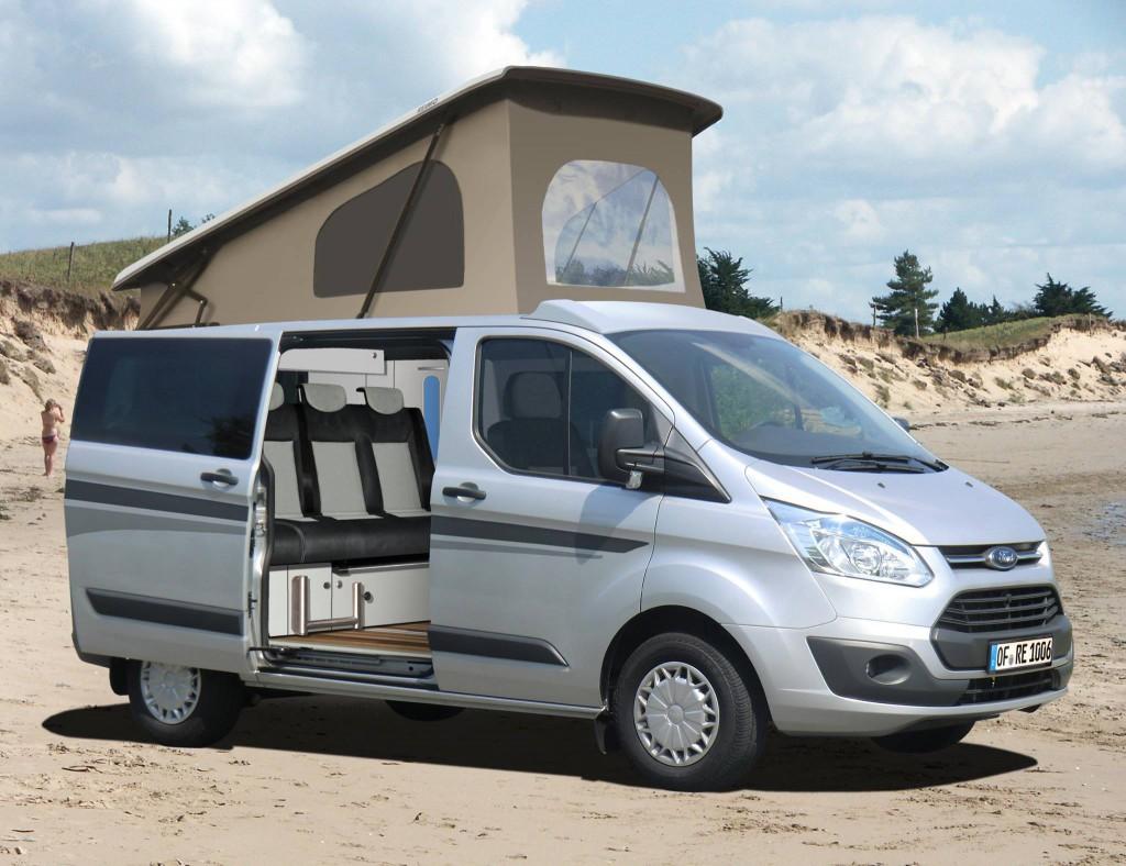 Reimo Campingbusausbau für den Ford Transit
