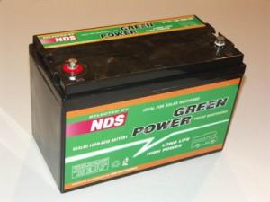 GreenPower-AGMBatterie