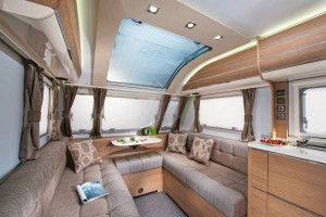 Adora- Eine der beliebtesten Modellreihen von Adria Wohnwagen