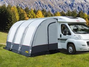Aufblasbares Wohnmobil-Vorzelt Casa Air von Reimo Tent Technology