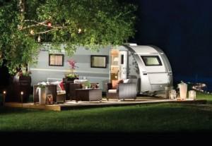 Adria Astella - ein glamouröser Wohnwagen