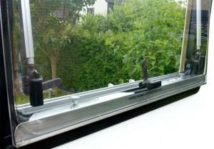 Schützen Sie ihre Fenster im Wohnmobil vor Dieben