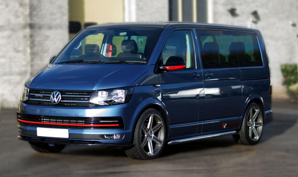 Bild dient lediglich als Beispiel für einen möglichen VW T6