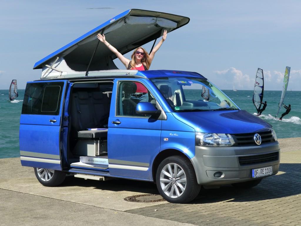neuer Reimo-Zeltbalg mit Panorama-Zip Surfer